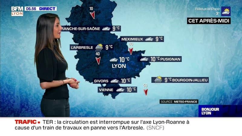 Météo à Lyon: de la grisaille ce mardi et des températures fraîches