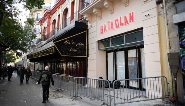 Le Bataclan en 2016