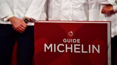Le Guide Michelin paraît ce lundi 18 janvier 2021.