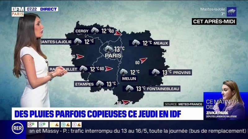 Météo Paris-Ile de France du 6 mai : Des précipitations parfois soutenues dans la matinée