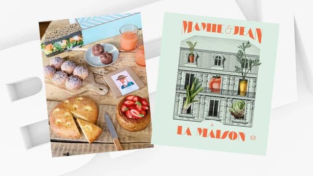 Yann Couvreur et Jean Imbert proposent des paniers repas