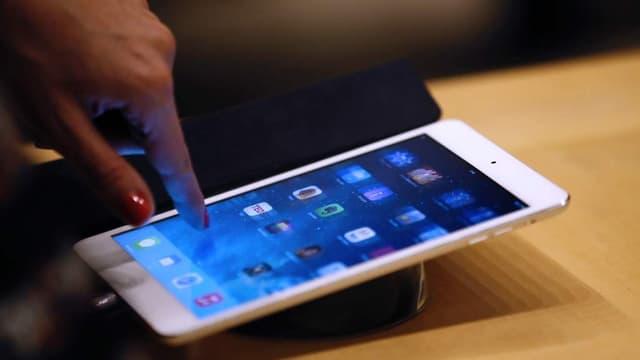 L'iPad pourrait être désormais proposé en version dorée