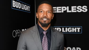 Jamie Fox à Los Angeles, le 5 janvier 2017