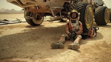 Seul Sur Mars, avec Matt Damon