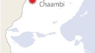 OFFENSIVE DE L?ARMÉE TUNISIENNE CONTRE DES ACTIVISTES