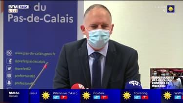Le Pas-de-Calais confiné: 68,5% des contaminations au variant anglais