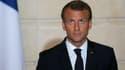 Emmanuel Macron à l'Elysée le 5 juin 2018.