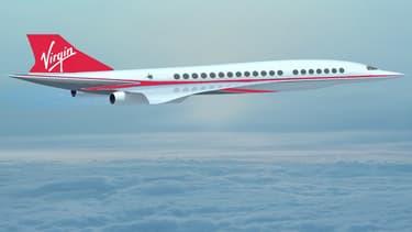 L'entreprise a d'ailleurs dévoilé un nouveau design pour son jet de ligne