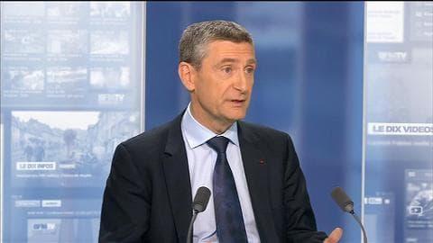 """Jet privé utilisé par Sarkozy: """"il a un budget déplacement"""", indique le directeur de l'UMP"""