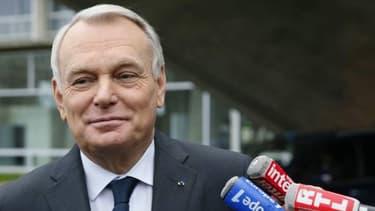 Jean-Marc Ayrault a expliqué que l'Allemagne a un impôt sur le revenu moins lourd que la France.