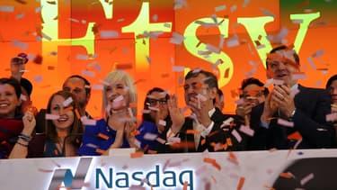 Etsy est entrée en Bourse en avril 2015.