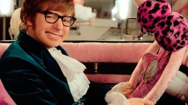 Mike Myers dans Austin Powers