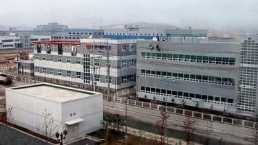 Le site de Kaesong était fermé depuis avril dernier
