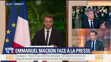 Conférence de presse de Macron: le débrief