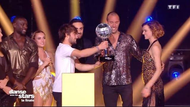 Sami El Gueddari a remporté la saison 10 de Danse avec les stars ce samedi soir sur TF1.