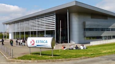 L'école d'ingénieurs Estaca à Laval