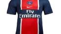 Le nouveau maillot parisien