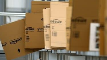 Amazon veut faire face aux pics de commandes.