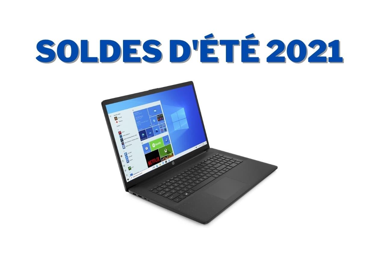 Bon plan sur le PC portable HP