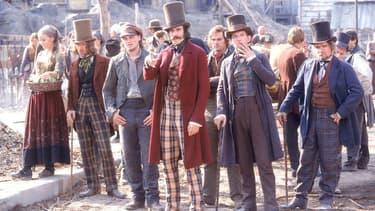 "Le film ""Gangs Of New York"""
