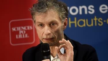 Stéphane Baly, candidat EELV aux municipales à Lille