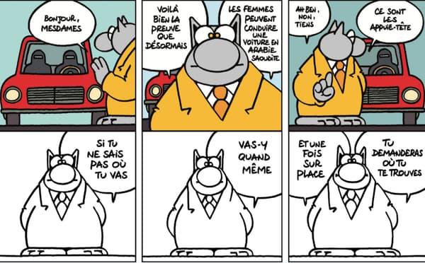 La Rumba du Chat par Philippe Geluck