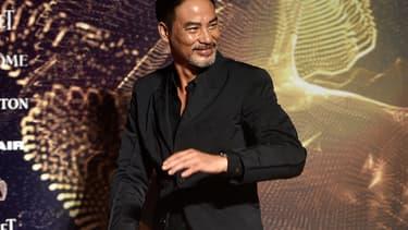 Simon Yam en 2015 à Taipei.