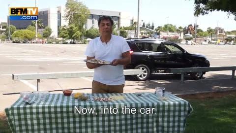 """""""Votre enfant n'est pas une pizza !"""" : la campagne choc israelienne"""