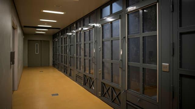 Les cellules du tribunal de grande instance de Paris