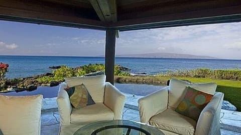 Une vue panoramique sur l'océan pour Steven Tyler