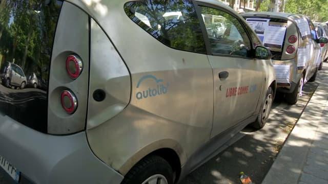 Le service d'autopartage Autolib a été arrêté à l'été 2018.