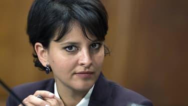 Najat Vallaud Belkacem (photo d'illustration)