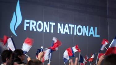 La liste du Front national conduite par Steeve Briois arriverait en tête aux deux tours des municipales à Henin-Beaumont
