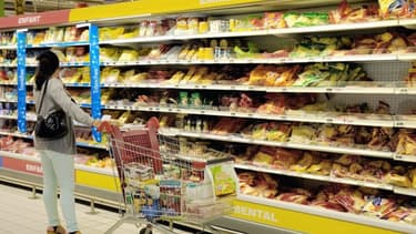 Les prix ont reculé de 0,4% au mois de janvier sur un an