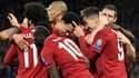 La joie de Liverpool