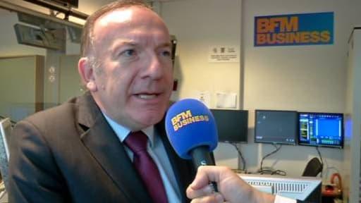 """Pierre Gattaz affirme que """"l'autorégulation fonctionne""""."""