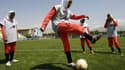 Une équipe iranienne de Football