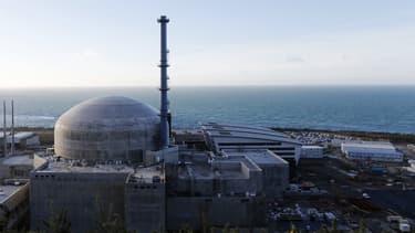 Le chantier de l'EPR de Flamanville a démarré en 2007.