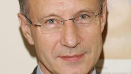 Jean Perrin, président de l'UNPI