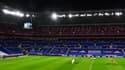 Le Groupama Stadium, vide