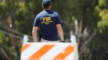 Un officier du FBI