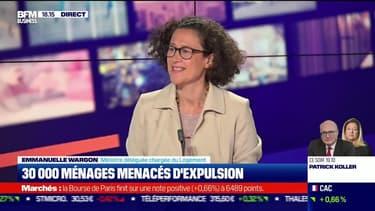 Emmanuelle Wargon (Ministre déléguée chargée du Logement) : 30 000 ménages menacés d'expulsion - 01/06