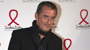 Christophe Dechavanne en août 2005