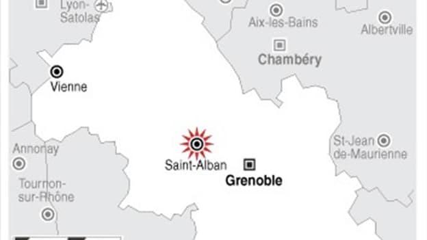INTRUSION À LA CENTRALE NUCLÉAIRE DE SAINT-ALBAN