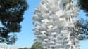"""Perspective de """"l'arbre Blanc"""""""