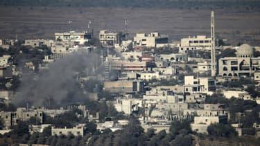 21 civils ont été tués à Alep-Est, en Syrie, par des tirs d'artillerie du régime. (Photo d'illustration)