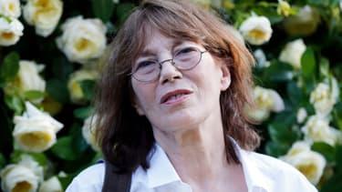 Jane Birkin en juin 2015