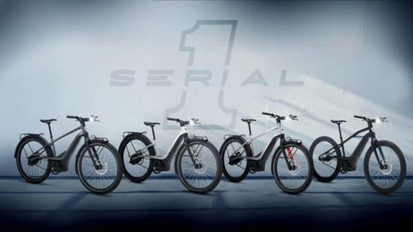 Une gamme de vélos électriques chez Harley