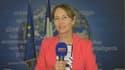La ministre de l'Ecologie, Ségolène Royal, ce jeudi.