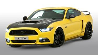 Sutton propose de muscler encore un peu plus votre Ford Mustang.